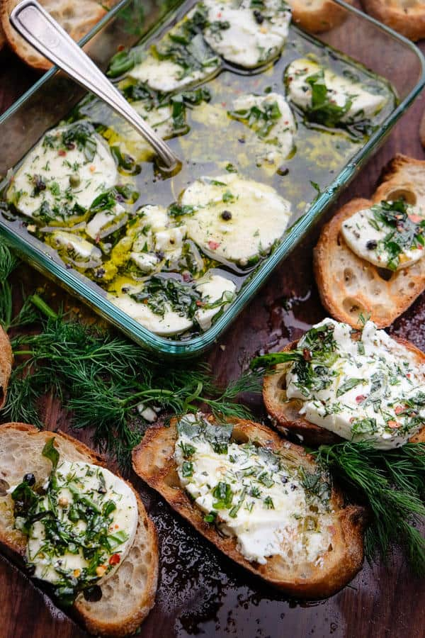 18 Goat Cheese Recipes that are Creamy Goodness