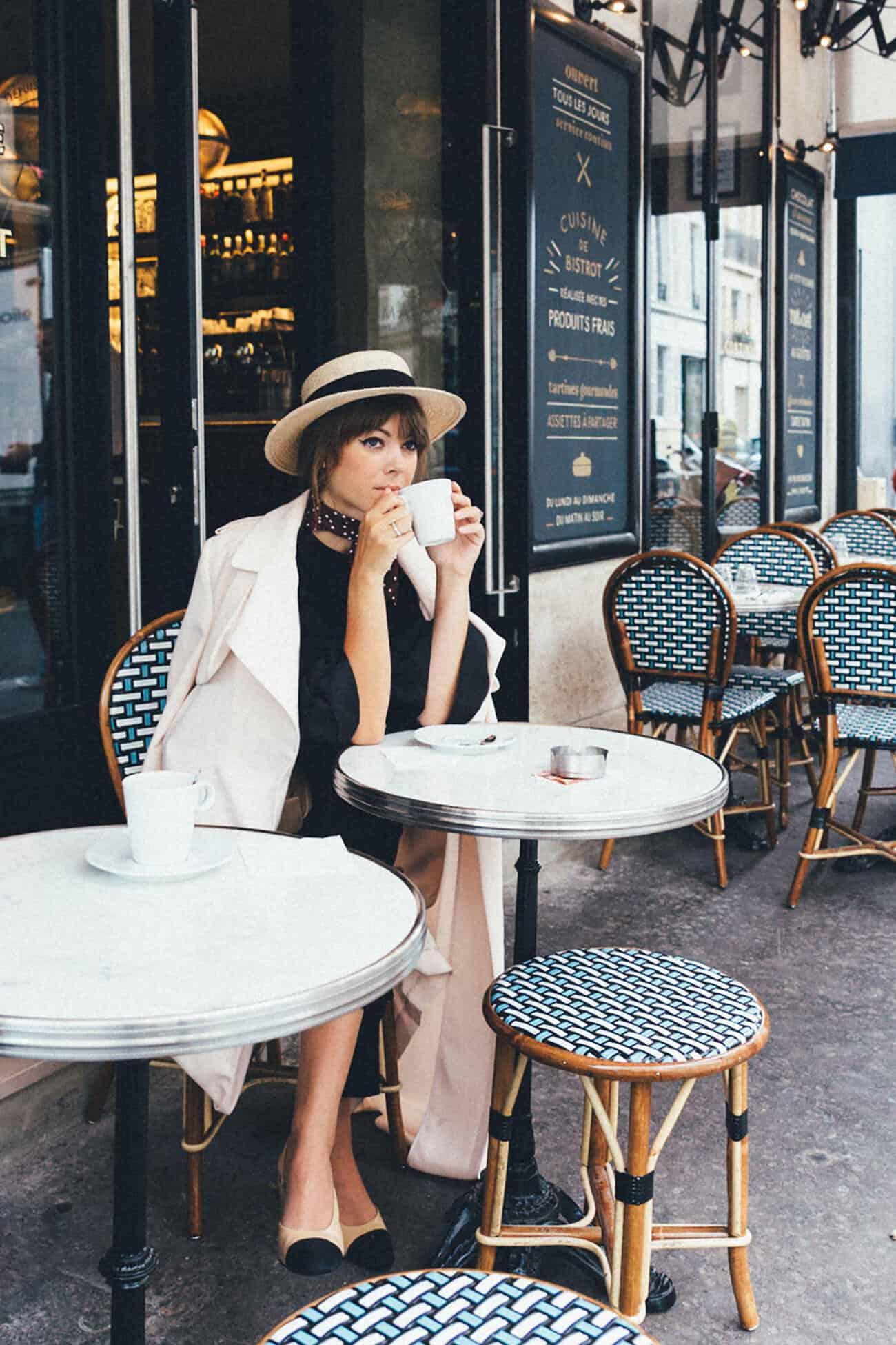 parisian decorating tips