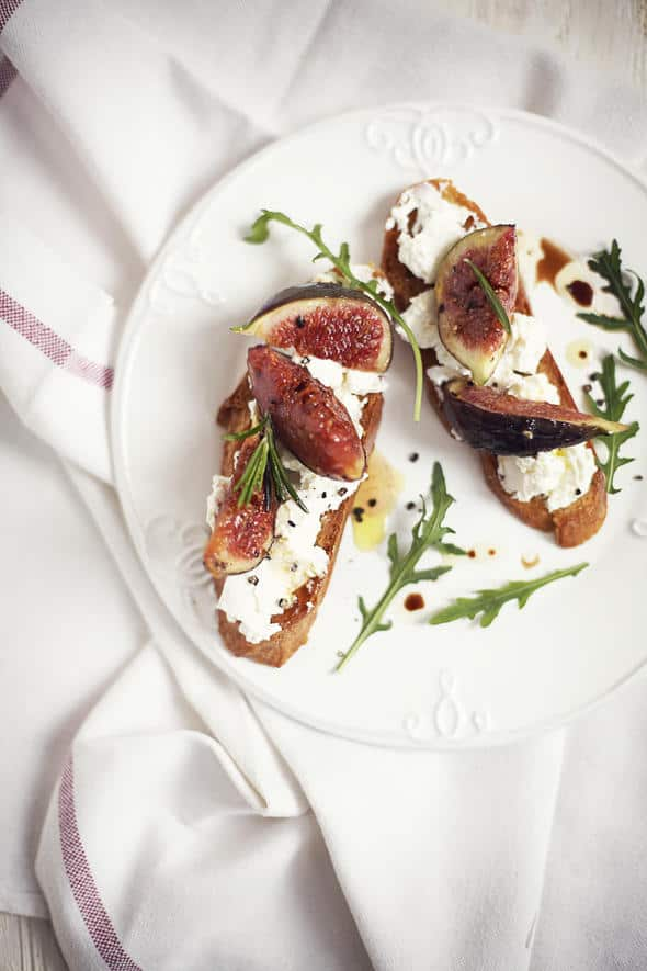 crostini recipes
