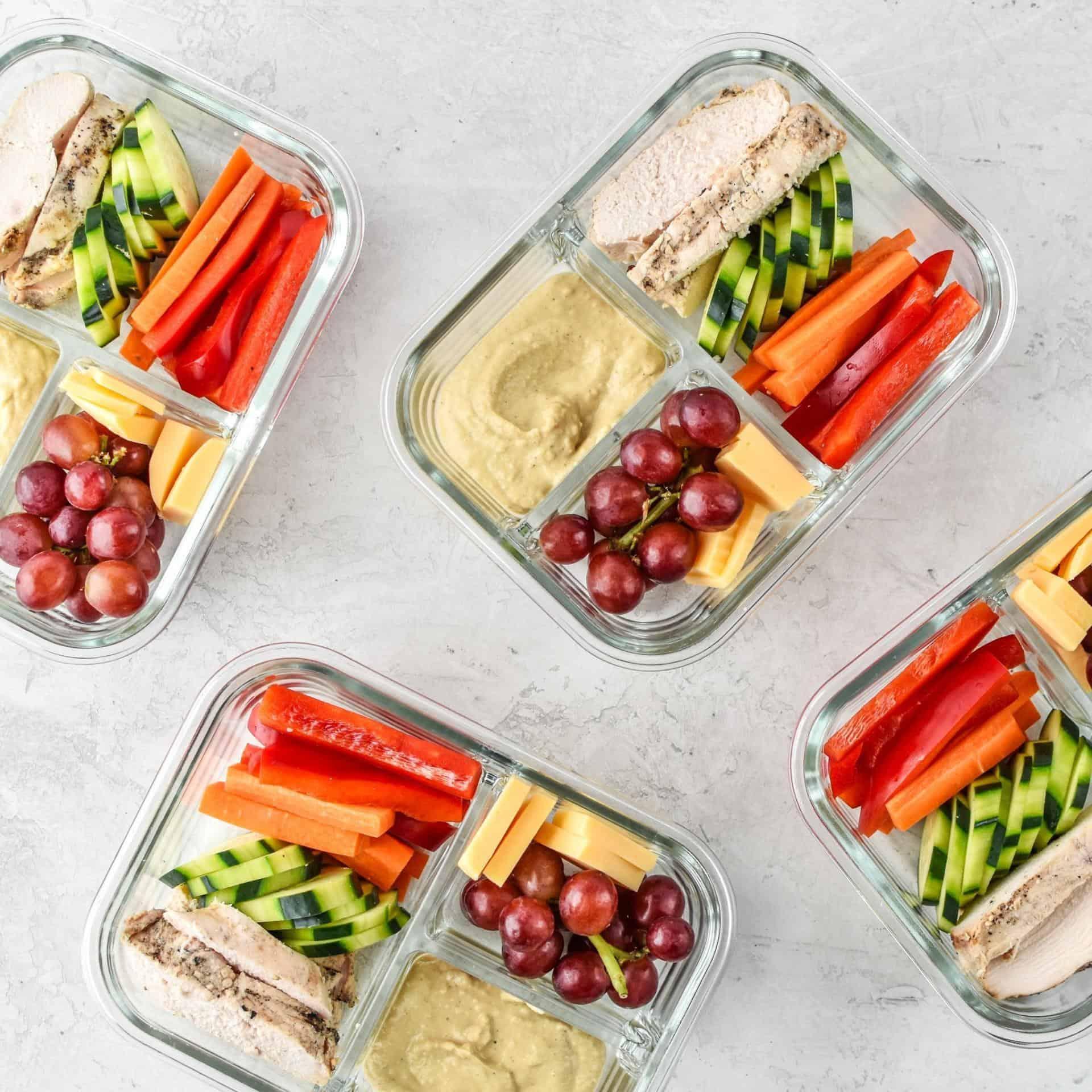 healthy meal prep recipes