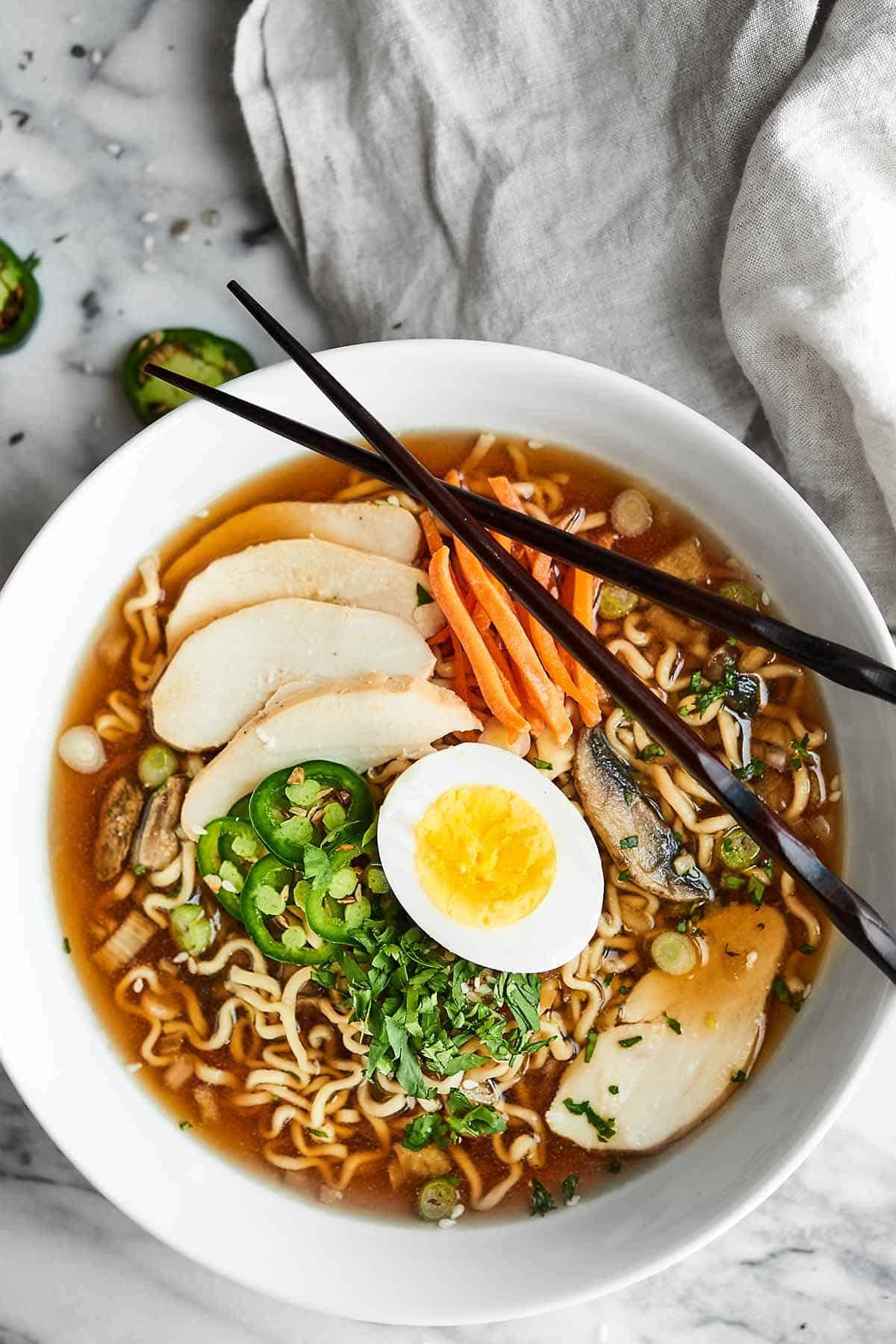 23 Ramen Recipes To Prepare For The Cool Weather An