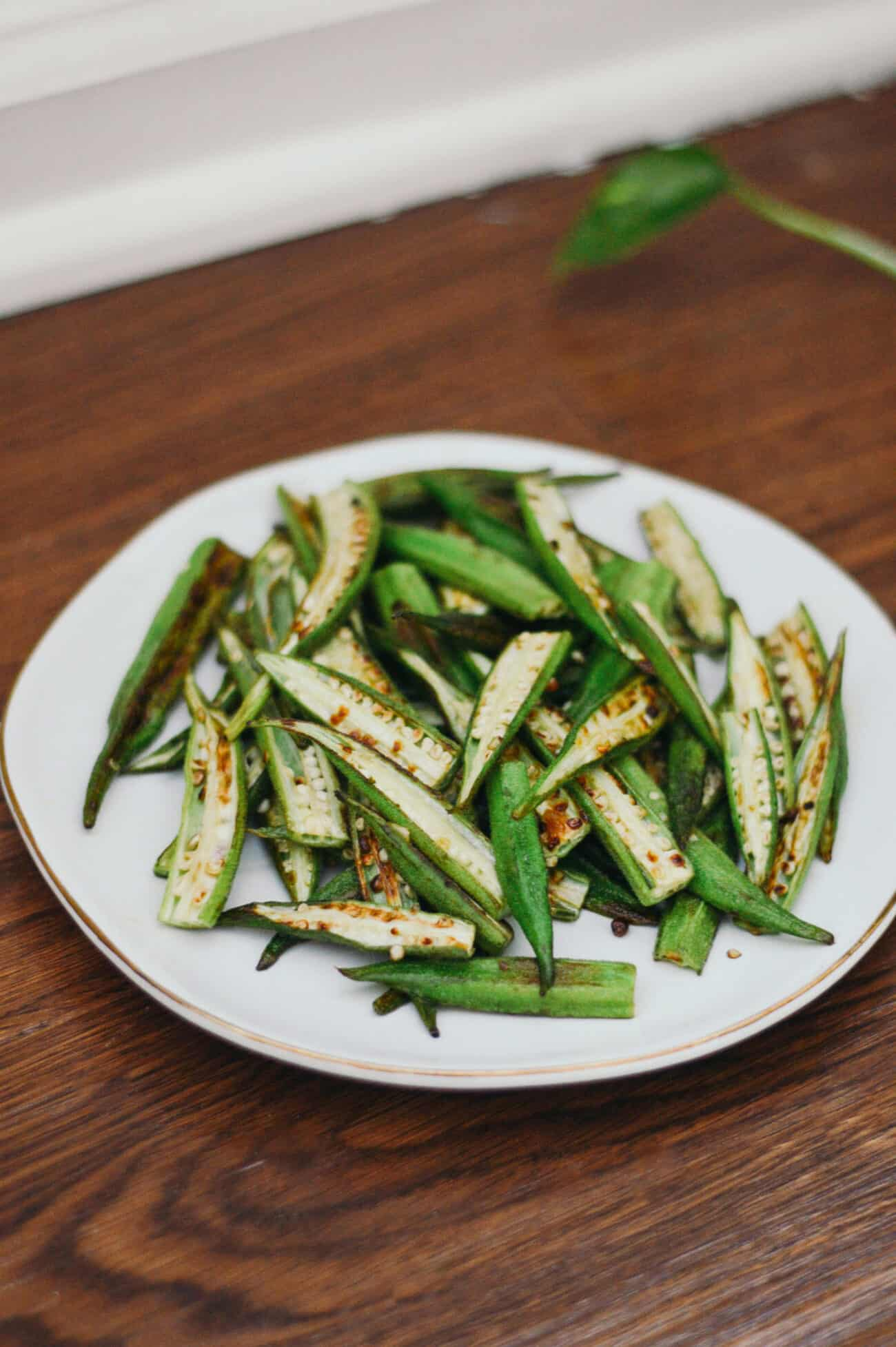 indian okra recipe bhindi masala