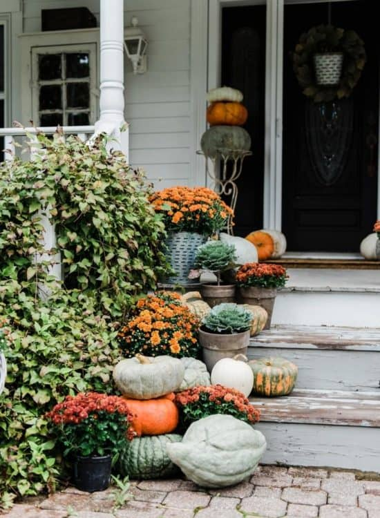 Fall Front Porch Styling Tips