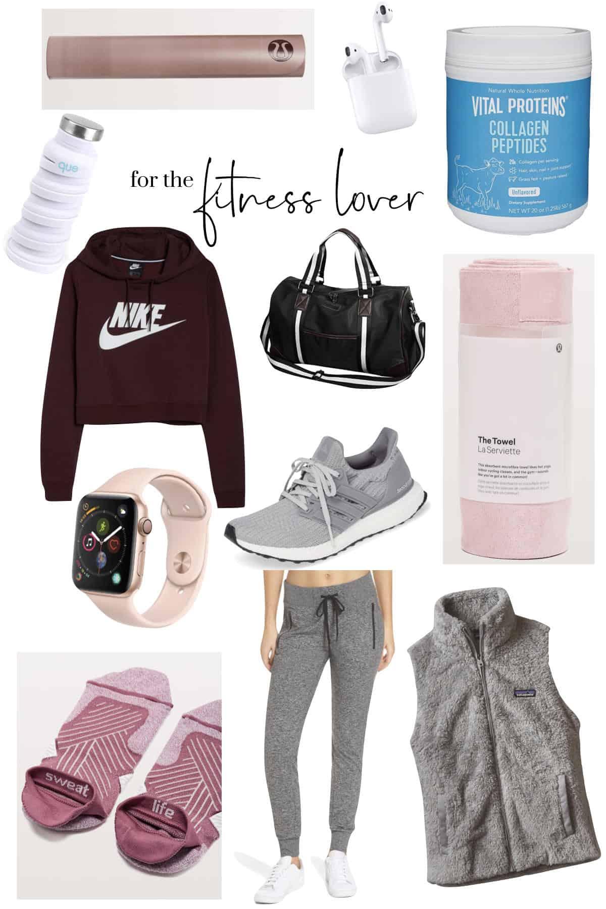 fitness lover gift guide