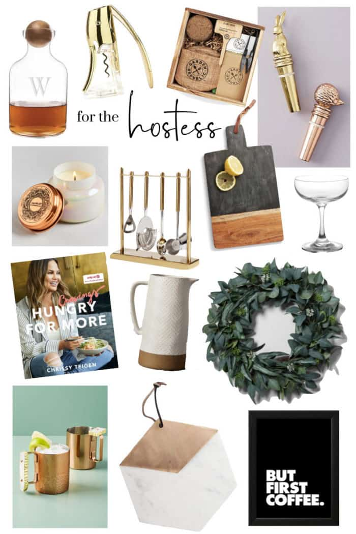 For the Hostess Gift Guide 2018