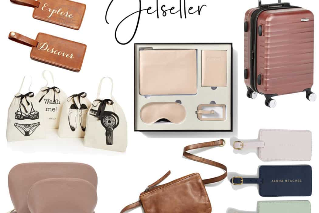 Gifts for the Jetsetter | Gift Guide