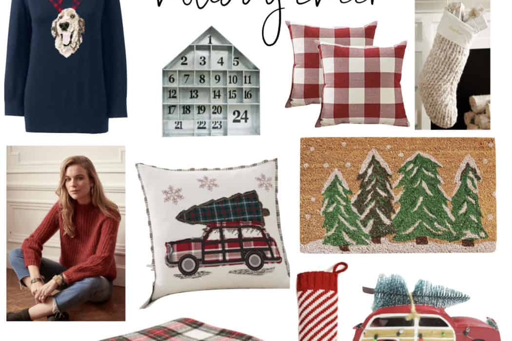 Gifts for the One with Holiday Cheer | Gift Guide
