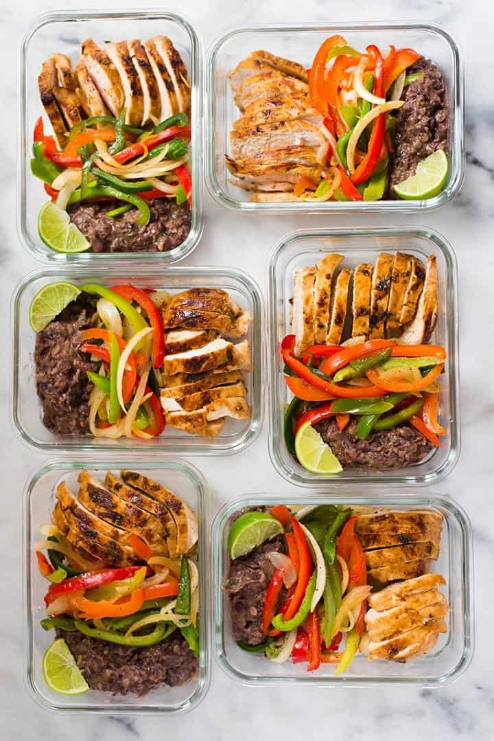Low Calorie Meal Prep