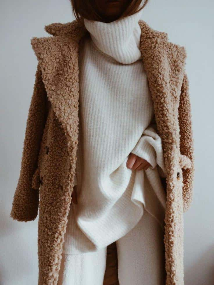 Teddy Bear Coats under $100 to Cozy Up With