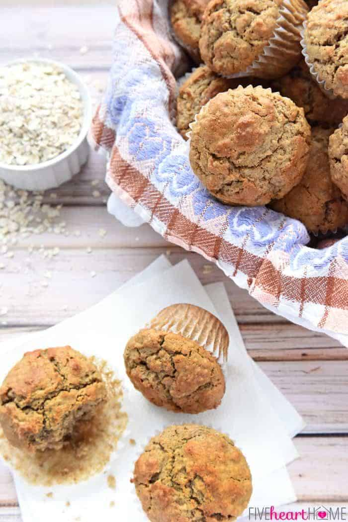 breakfast muffin recipes