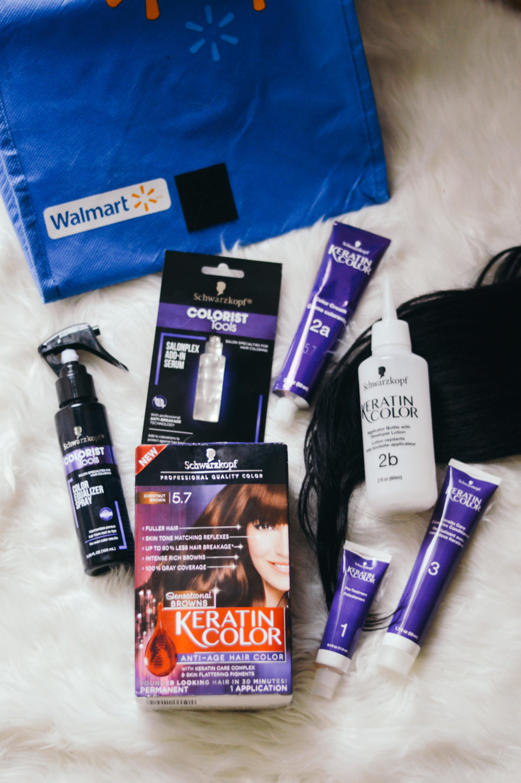 Dye Hair Extensions