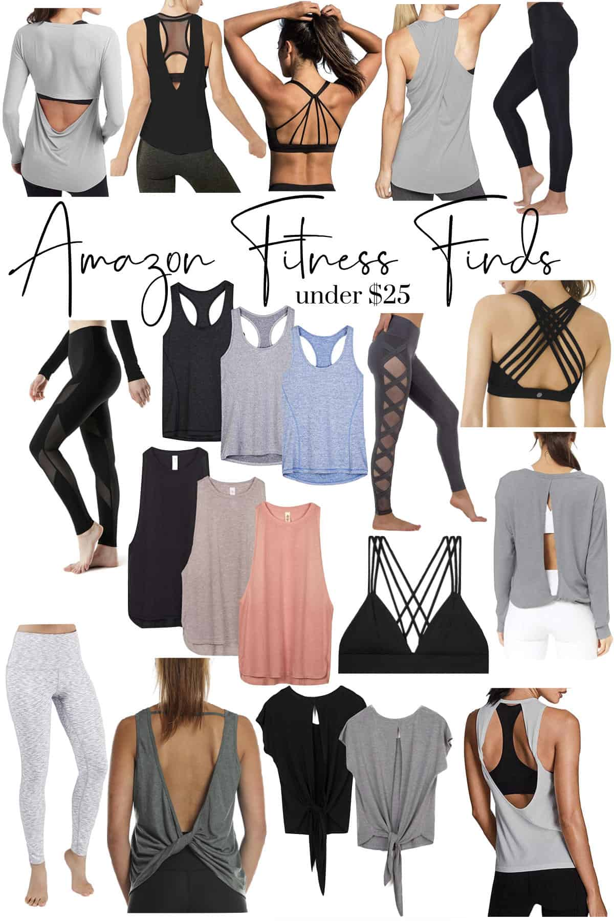 amazon fitness under $25