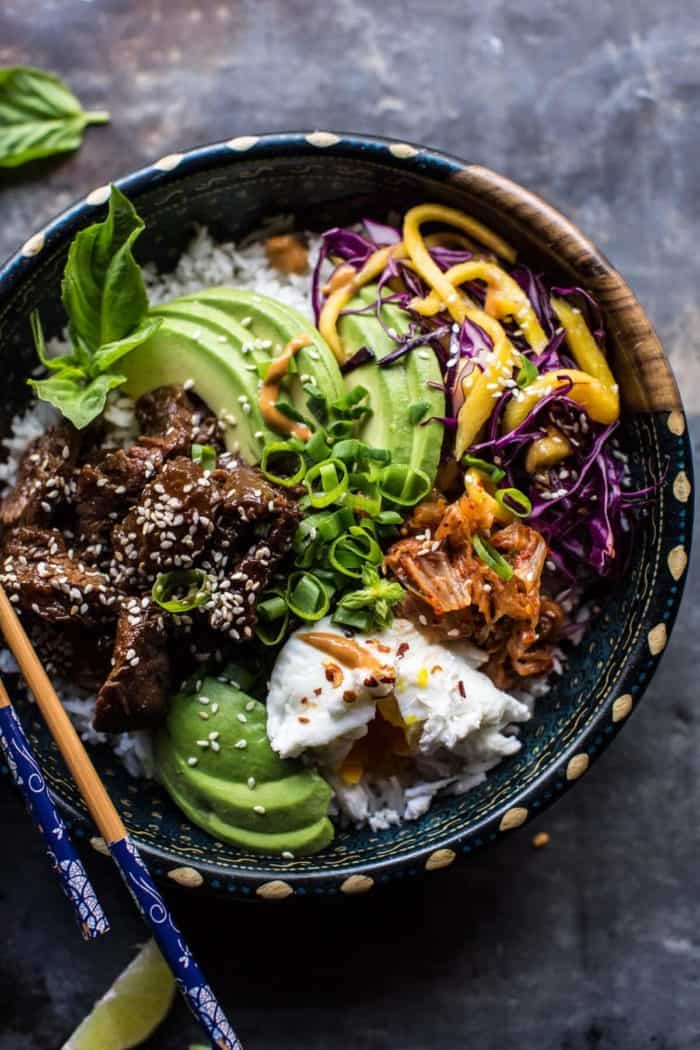 21 Grain Bowl Recipes to Meal Prep With