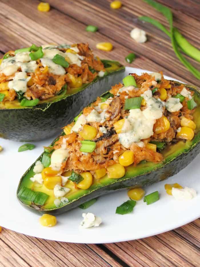 Stuffed Avocado Recipes