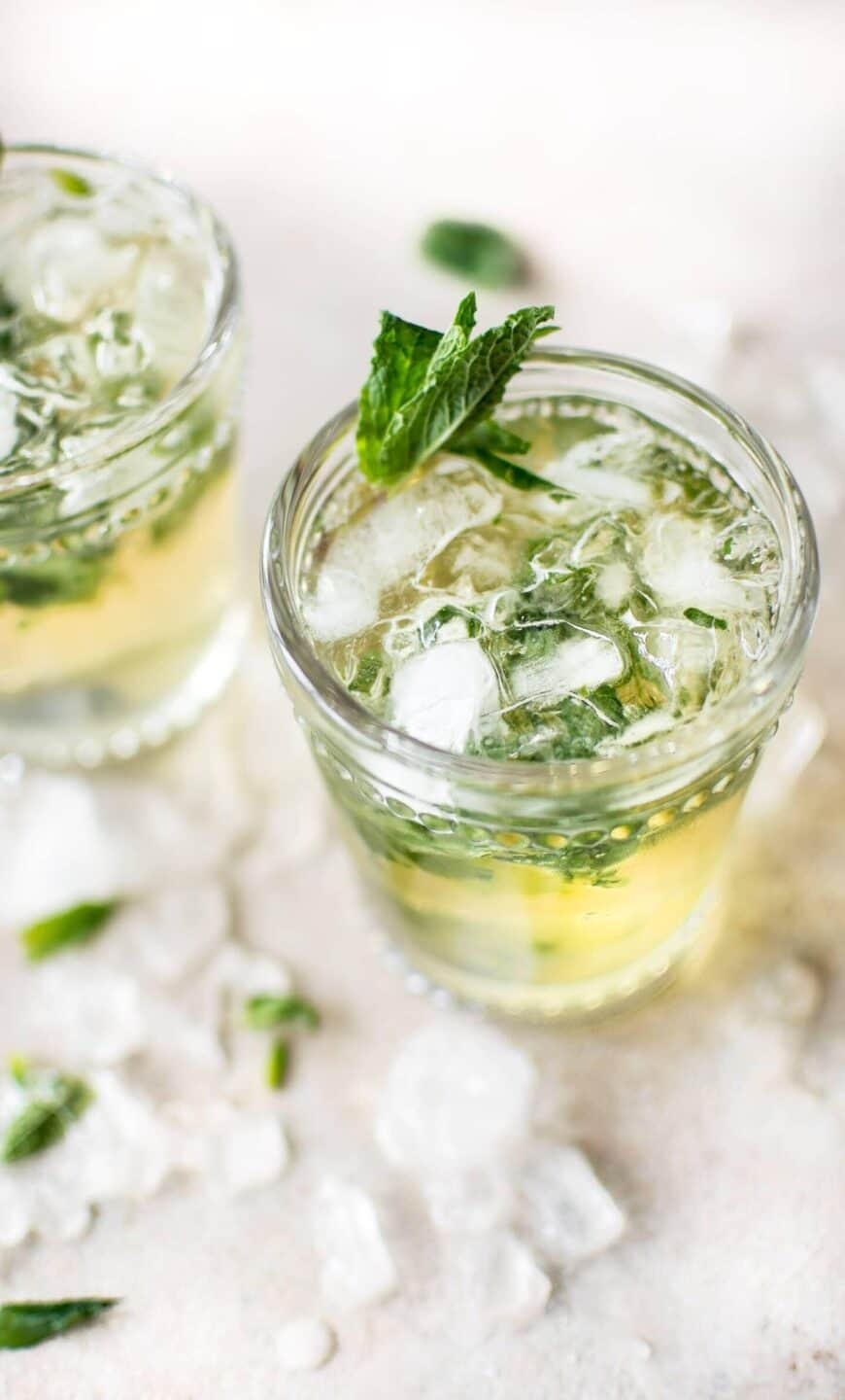 Mint Cocktail Recipes