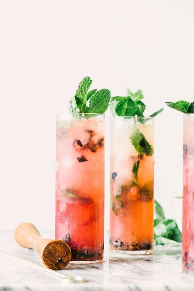 Mint Cocktail Recipes