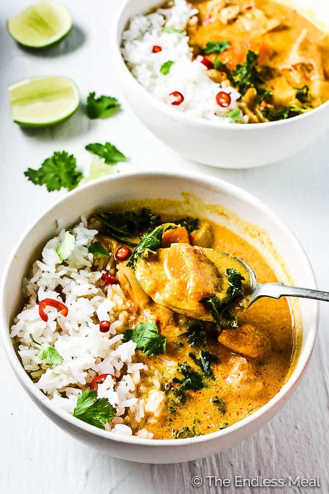 15 Curry Recipes that are Spicy Goodness
