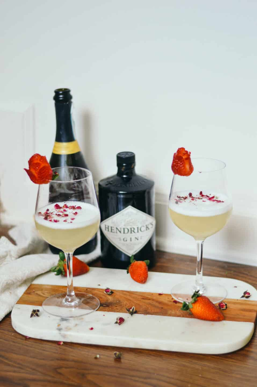 Easy Gin Fizz Recipe for Date Night