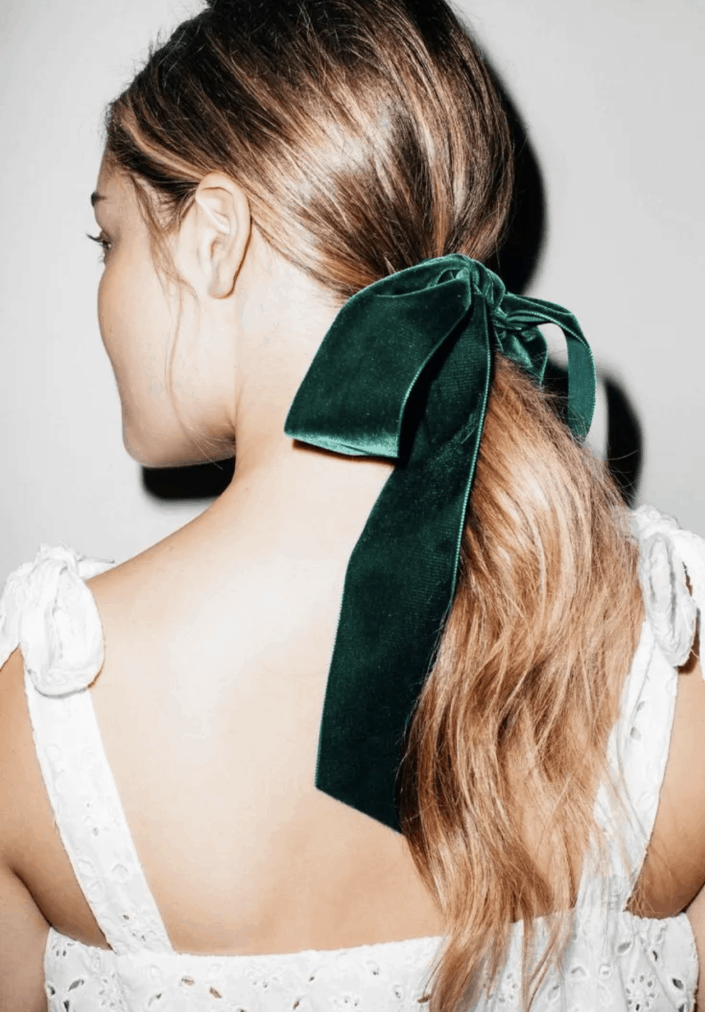 Velvet Bow Hair Accessories to Spice Up Your Hairstyles