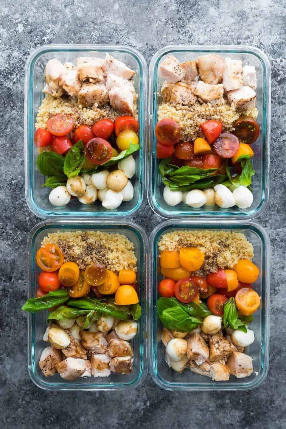 19 Chicken Breast Meal Prep Recipes to Try Sunday