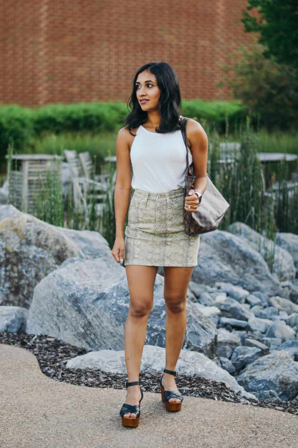 Fall Mini Skirt Outfits to Copy