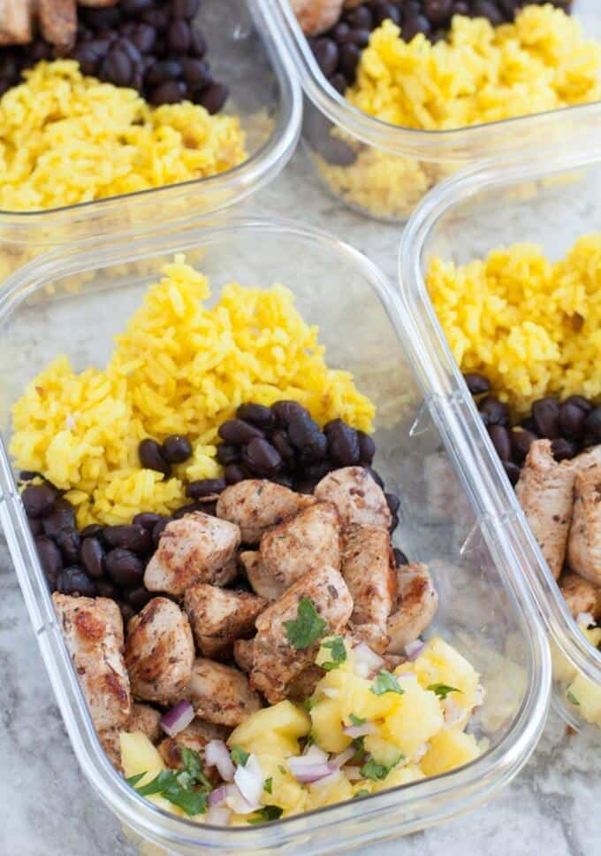 30 Minute Meal Prep Recipes for this Week