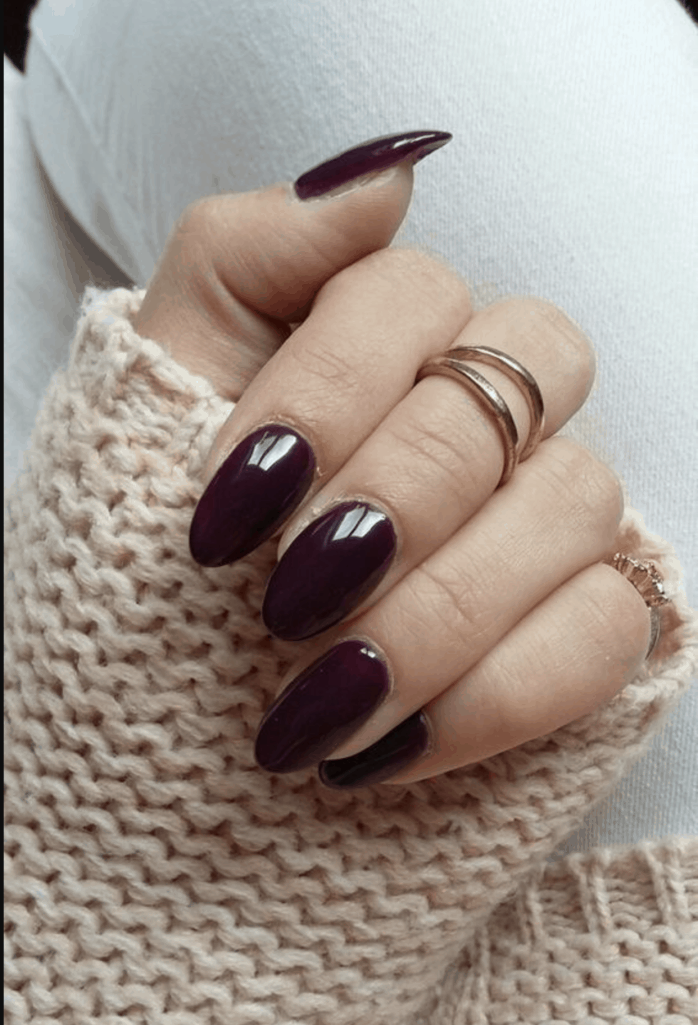 10 Popular Fall Nail Colors for 2019