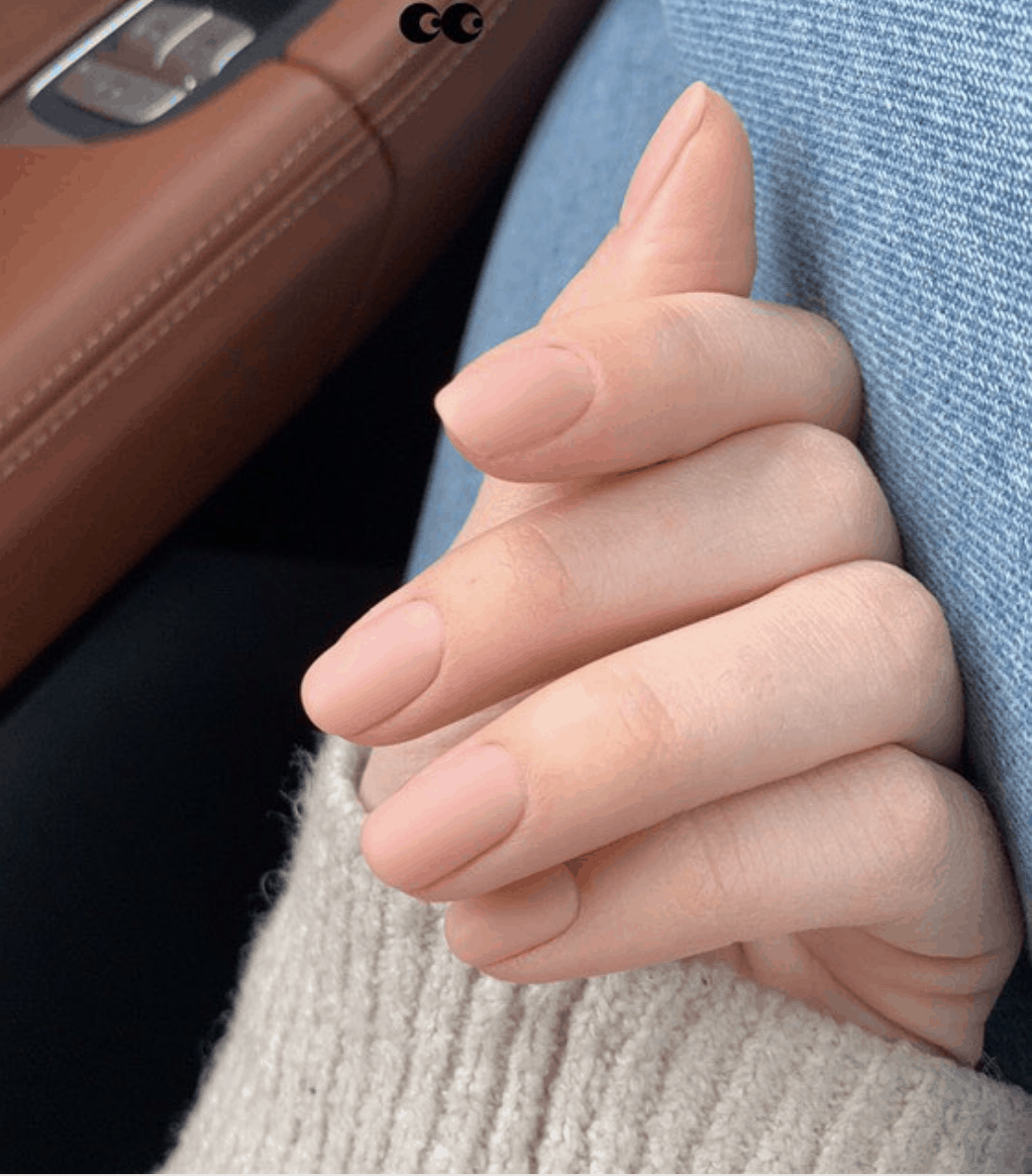 10 Popular Pink Fall Nail Colors for 2019