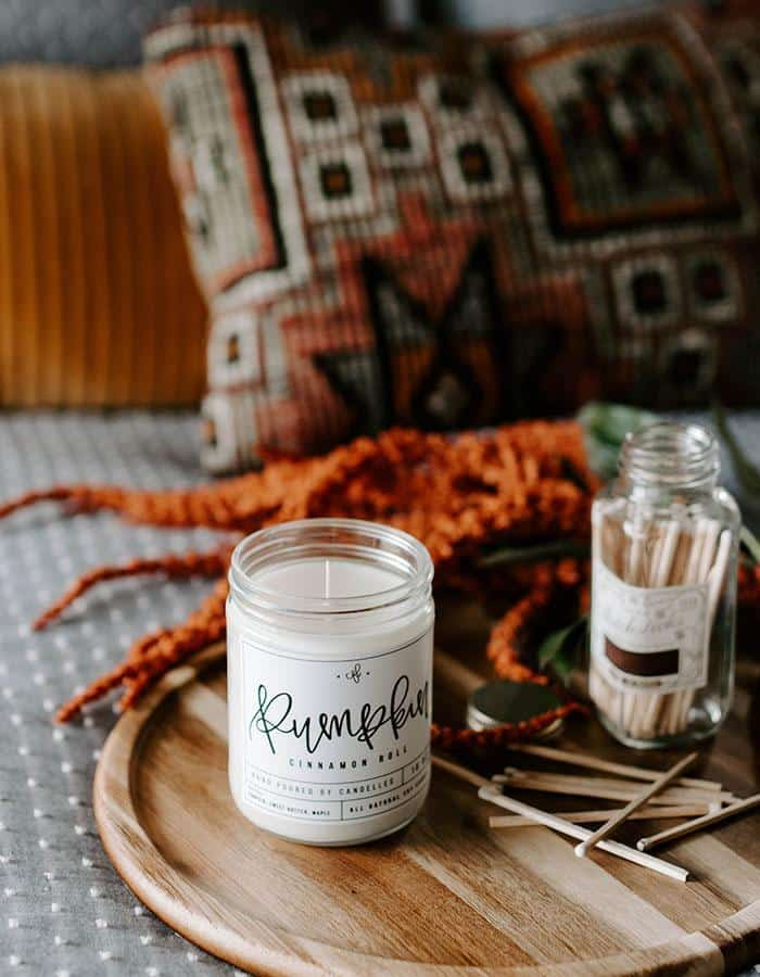 Best Fall Candles for 2019 that Add Coziness