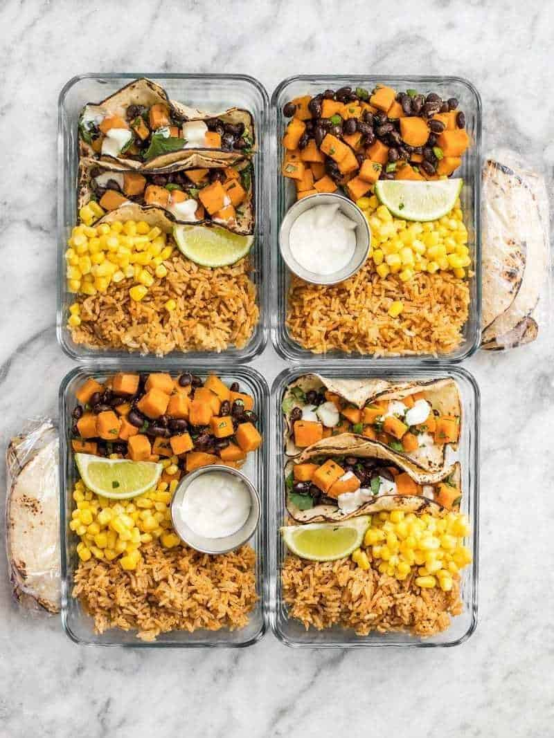 Fall Meal Prep Recipes to Ease into Autumn