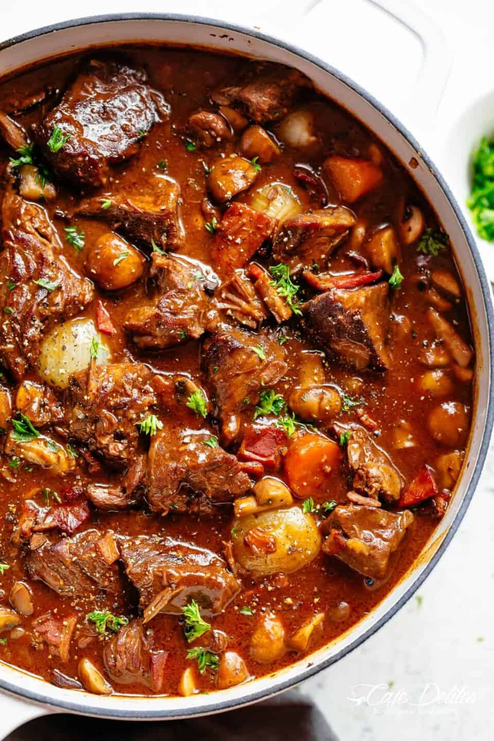 25 Stew Recipes to Meal Prep this Fall