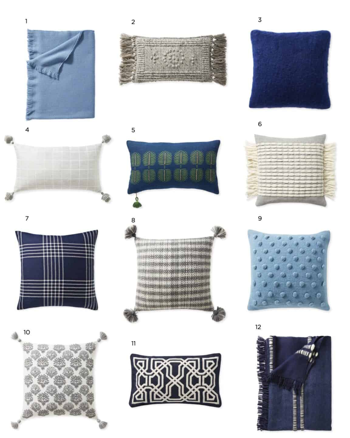 Pillow Refresh -- Shop the Serena & Lily Friends Family Event Now - code GUESTPREP for 20% off
