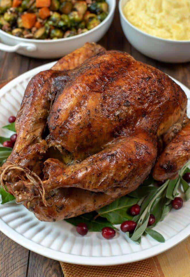 9 Whole Roasted Turkey Recipes for Thanksgiving