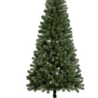 7ft Unlit Artificial Christmas Tree Alberta Spruce