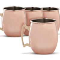 Cambridge Moscow Mule Mug 20oz Copper - Set of 4