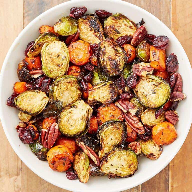 20 Healthy Roasted Vegetables to Meal Prep