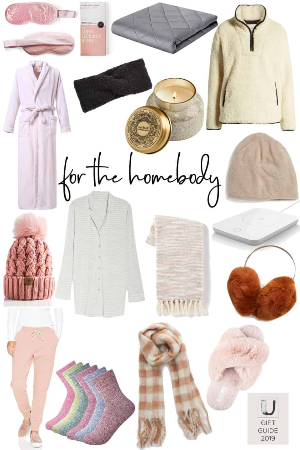 Cozy Gift Guide for the Homebody // 2019