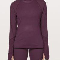 Geo Long Sleeve *lululemon lab | Women's Long Sleeve Tops | lululemon athletica