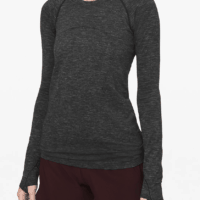 Swiftly Speed Long Sleeve | Women's Long Sleeve Running Tops | lululemon athletica