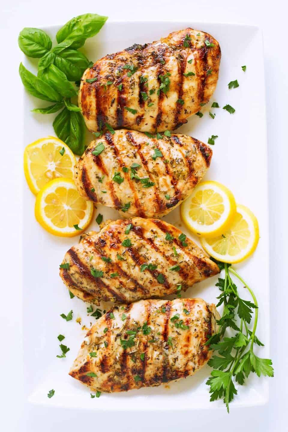 High Protein Recipes