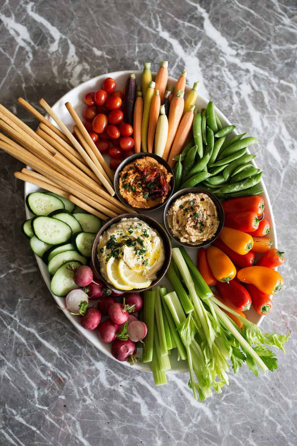 26 Crudité Platters that are Absolutely Drool-Worthy