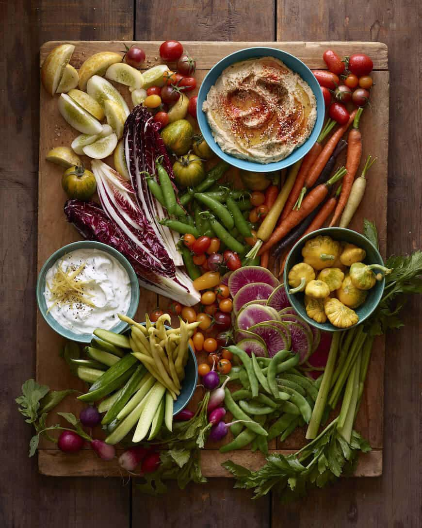 26 Crudités Platters that are Absolutely Drool-Worthy