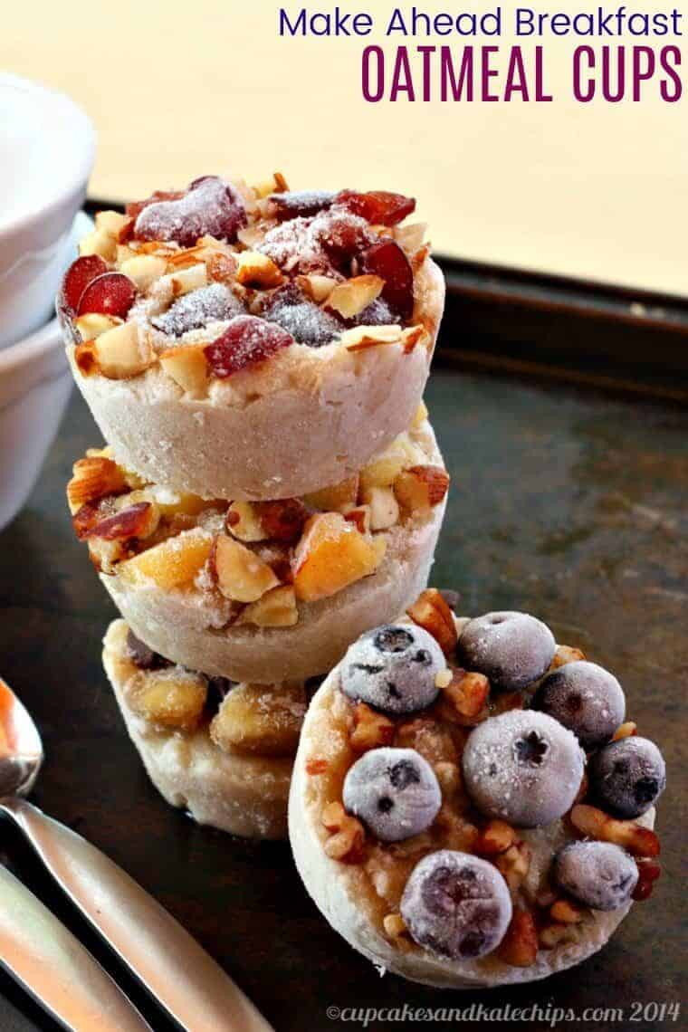 20 Breakfast Freezer Meals to Stock Up On