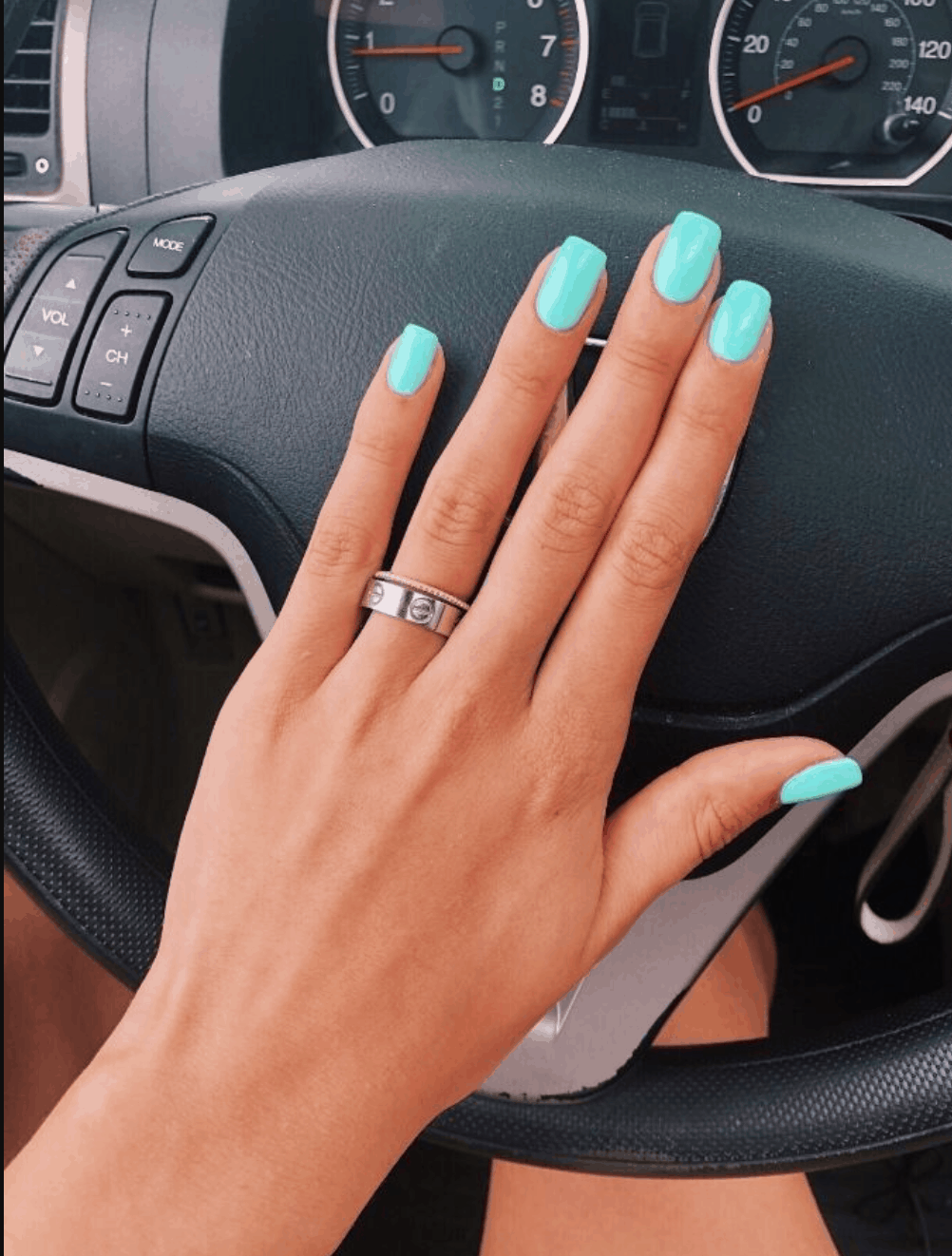 Spring Nail Colors for 2020 // Teals and Turquoise