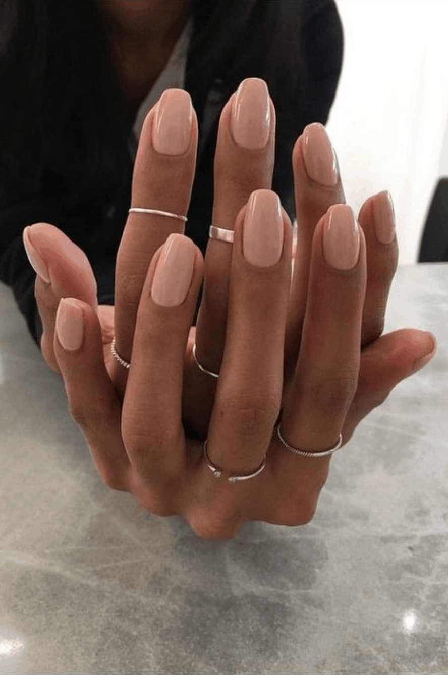 Spring Nail Colors for 2020 // Neutral Nudes