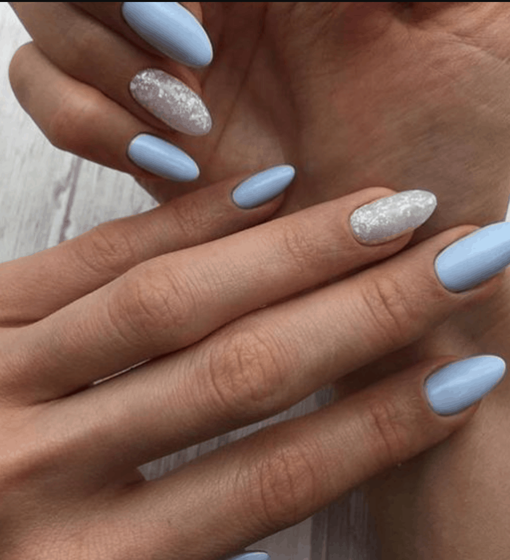 Spring Nail Colors for 2020 // Ocean Blues