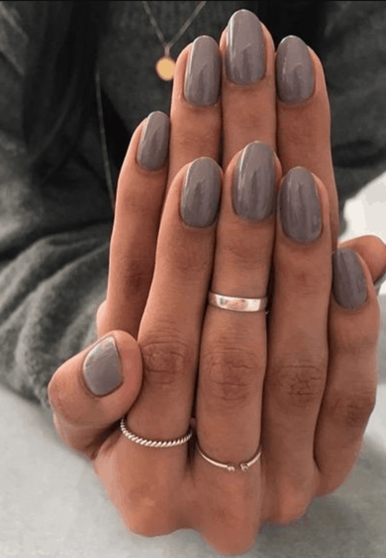 Spring Nail Colors for 2020 // Grey and Greige
