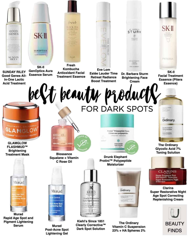 Skincare Bestsellers for Dark Spots