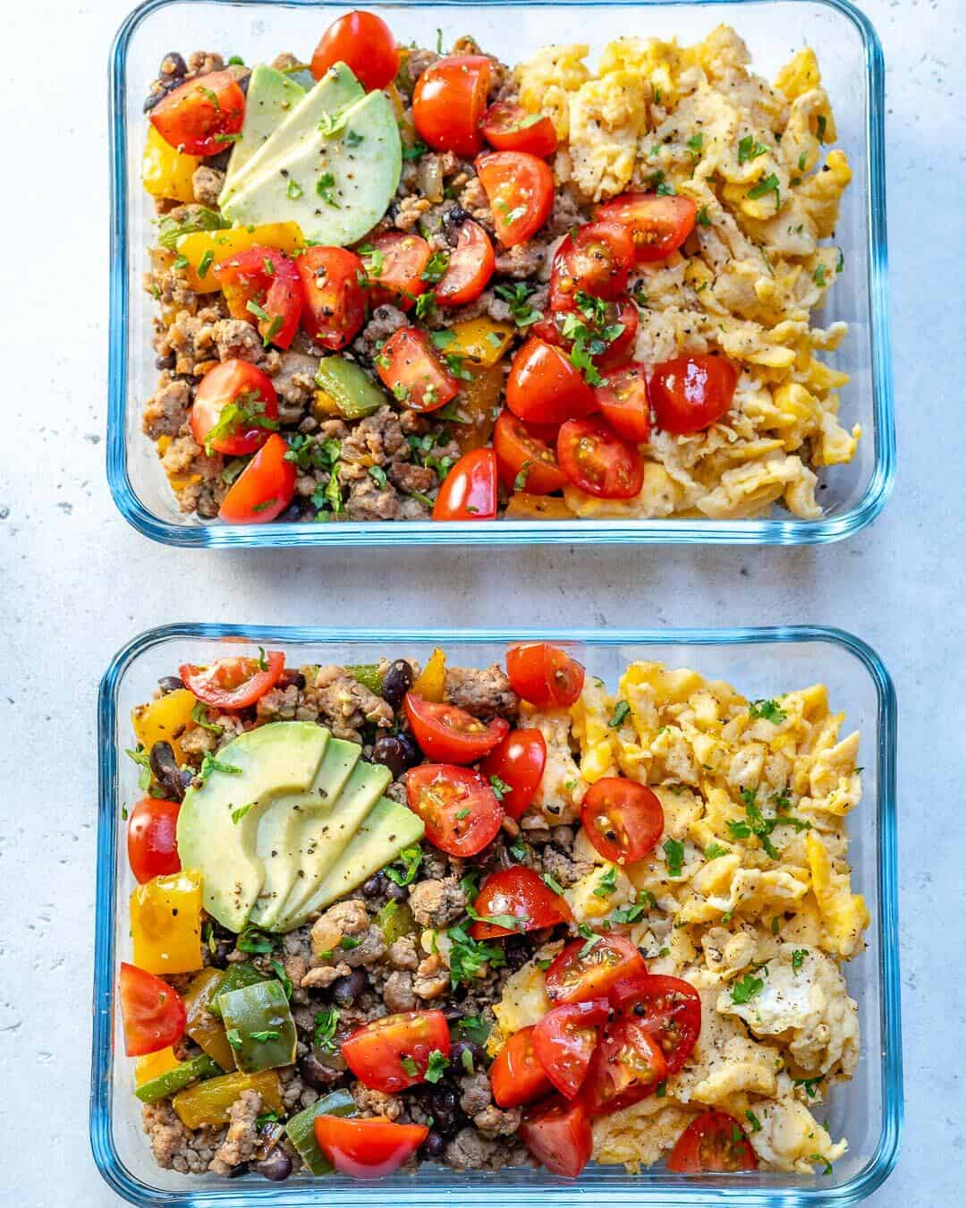 The Ultimate Guide to Meal Prepping with Easy Meal Prep Ideas and Tips + 10 Healthy Meal Prep Recipes that We Keep coming back to!