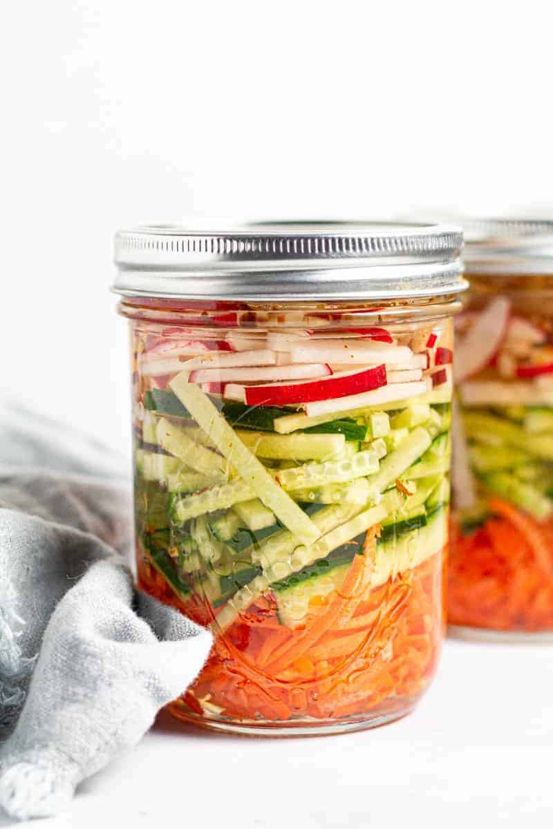 19 Pickled Vegetable Recipes Anyone Can Make